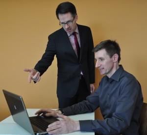 Matthias Enders im Online Manager Handel