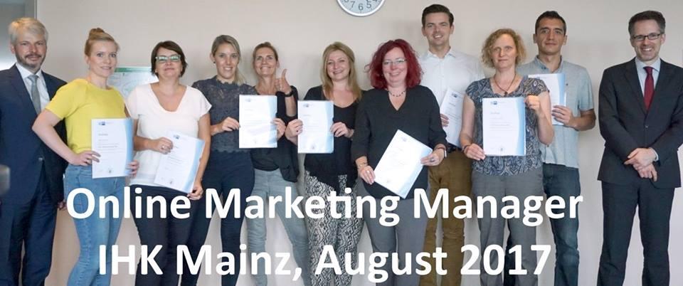 Online-Marketing-Manager-IHK-Mainz-August-2017