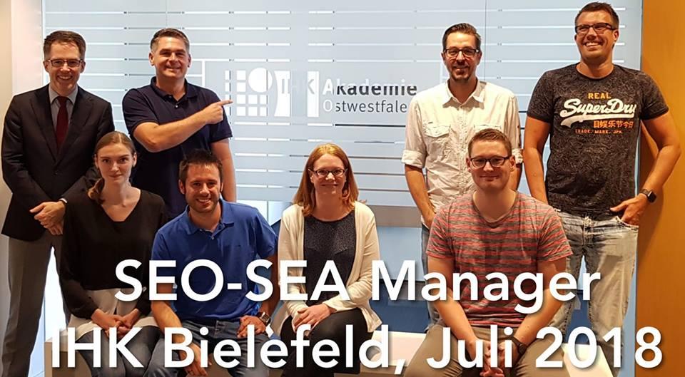 SEO-SEA-Manager-IHK-Bielefeld-Juli-2018