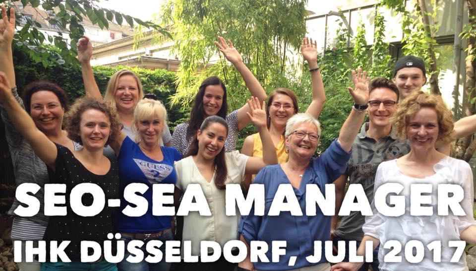 SEO-SEA-Manager-IHK-Duesseldorf-Juli-2017