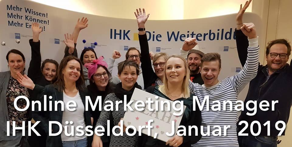 Online-Marketing-Manager-IHK-Düsseldorf-Januar-2019
